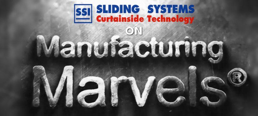 SSI on Manufacturing Marvels