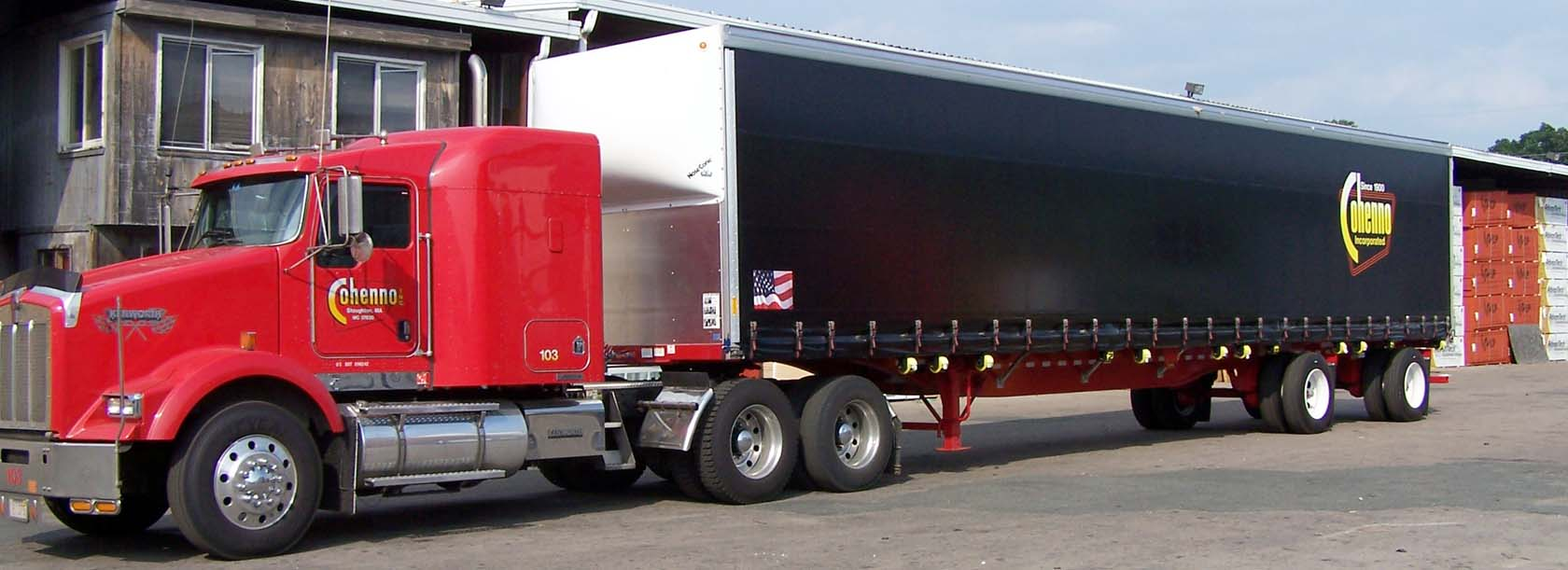We will fabricate your Curtainside systems specifically to meet your custom trailer specifications.